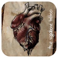 heart tattoo flash